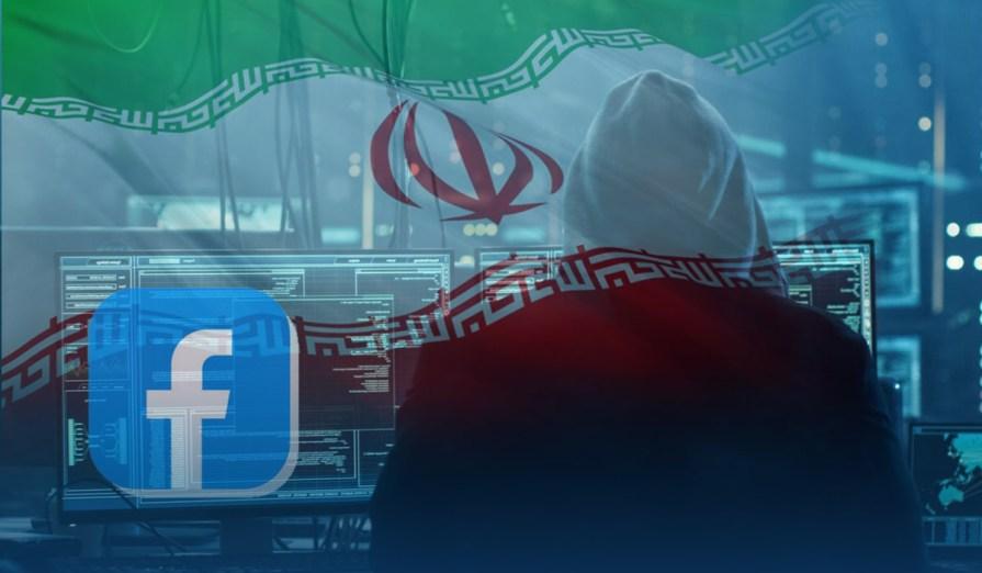 Iranian hackers attacked US military via Facebook