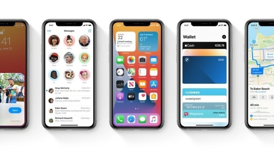 Apple Stops Code Signing iOS 14.7