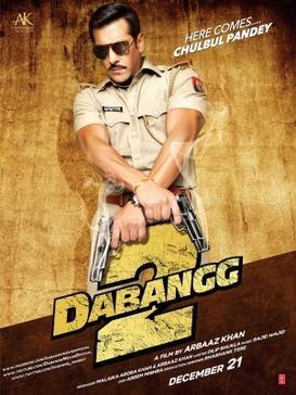 DABANGG_2 Salman khan ki film