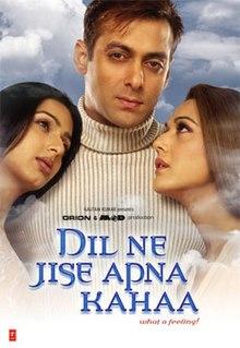 Dil Ne Jise Apna Kahaa salman khan ki film