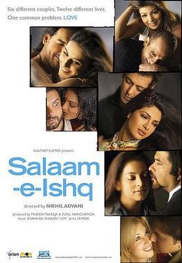 Salaam-e-Ishq salman khan ki film