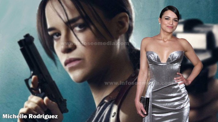 Michelle Rodriguez height weight age
