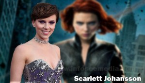 Scarlett Johansson height weight age