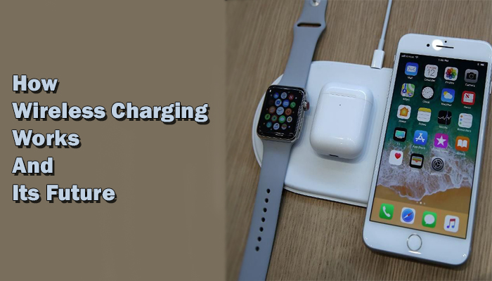 How wireless charging works