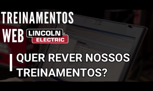 Treinamentos WEB – Lincoln Electric