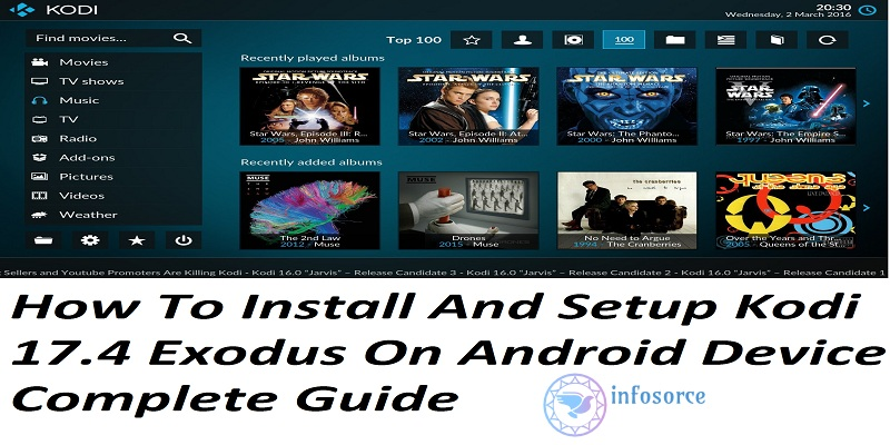 What is Kodi software