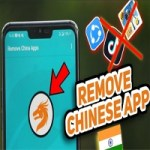 Remove chinese default apps