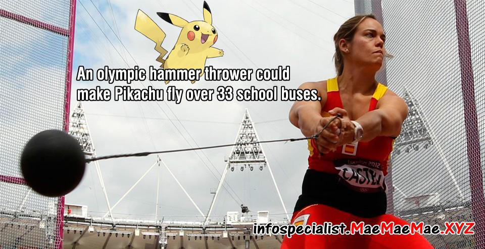 Rio Olympics hammer throw pokemonGO