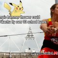 Rio Olympics hammer throw pokemonGO