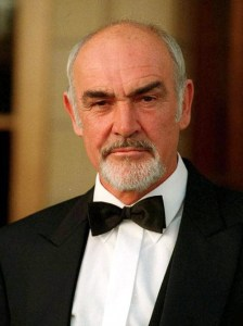 Sean Connery haircut