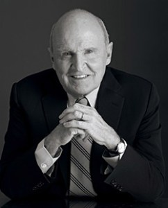 Jack Welch Power Donut