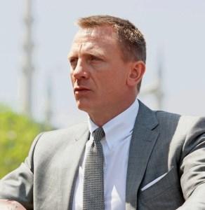 Daniel Craig crewcut hair