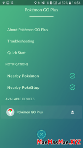 pokemon go plus problems