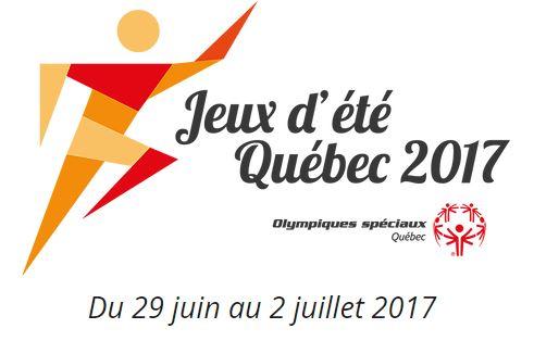 La ville de Québec accueillera les Jeux d'été 2017 d'Olympiques spéciaux Québec