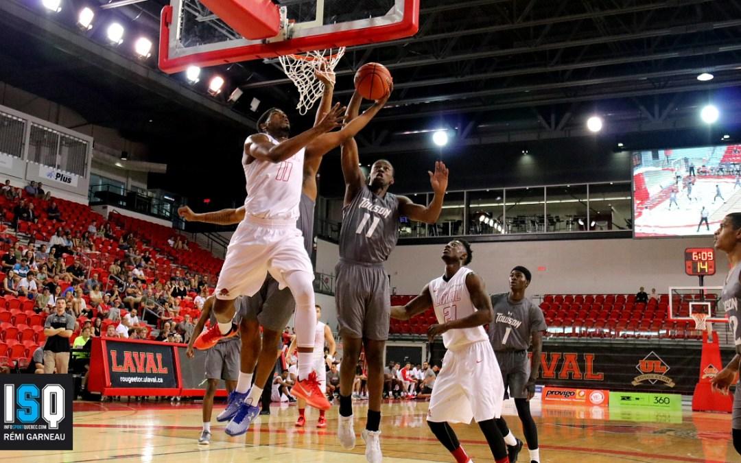 MATCHS NCAA | LES LAVALLOIS DÉFAITS PAR UNE FORTE OPPOSITION
