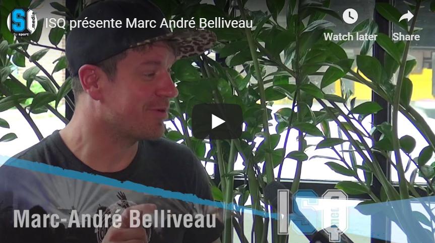 FEQ-Frédérick Bernier rencontre Marc-André Belliveau!