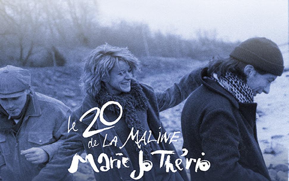 Marie-Jo Thério revisite le spectacle La Maline présenté il y a 20 ans