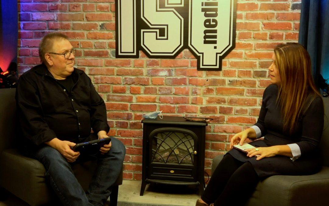 WEB TV- ISQ.media rencontre l'auteure, Nathalie Leclerc