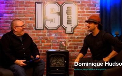 Serge et Dominique discutent du nouveau livre de l'artiste Dominique Hudson.