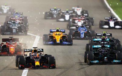 Formule 1 – Bilan de mi-saison