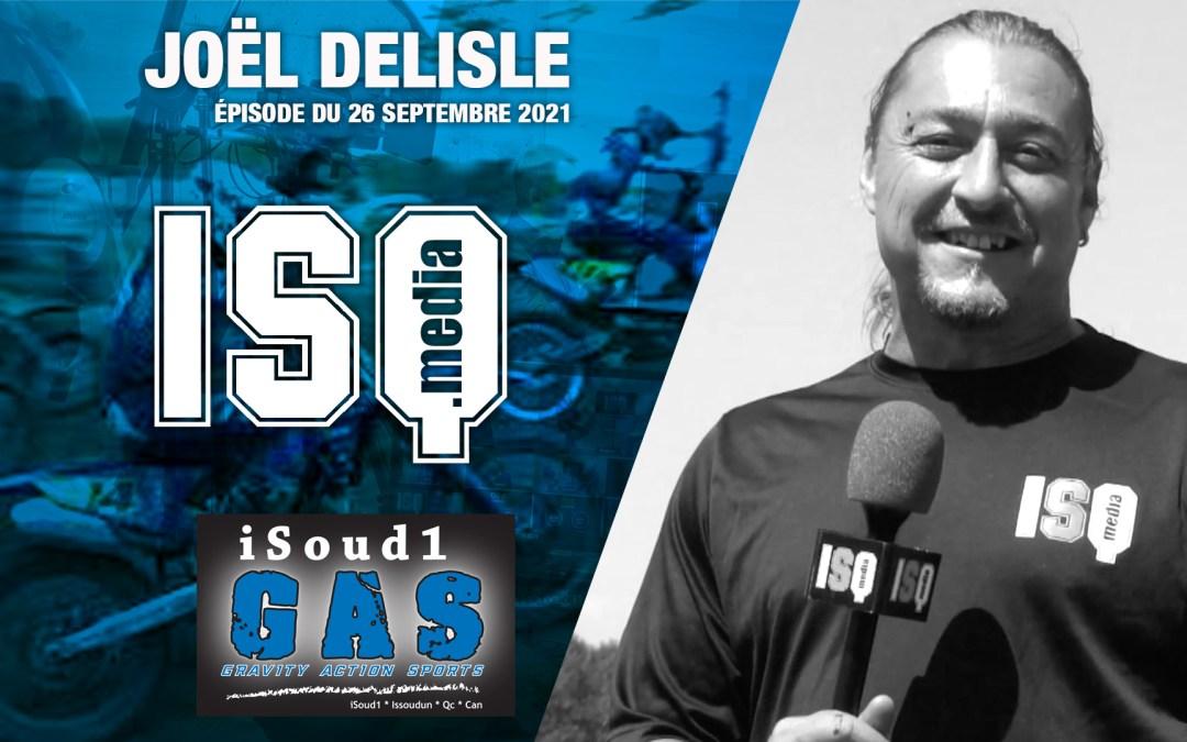 Joël nous parle de motocross à Issoudun