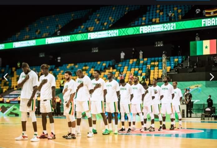 Senegal-Lions