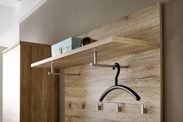 Вешалки для прихожей настенные деревянные фото для одежды