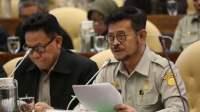 Syahrul Yasin Limpo Jabat Menteri Kelautan dan Perikanan Ad Interim