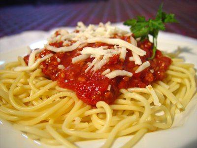 National Spaghetti Day 1