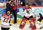 Canadian Women's Hockey Team Party Like Rock Stars 8