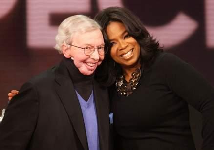 Oprah To Interview Roger Ebert 1