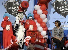 Happy Birthday Dr. Seuss 2