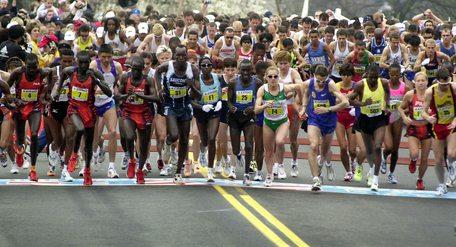Boston Marathon 2010 1