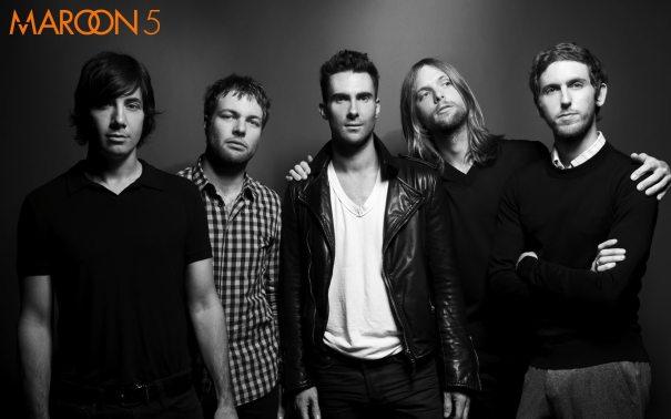 Maroon 5 in Concert 1