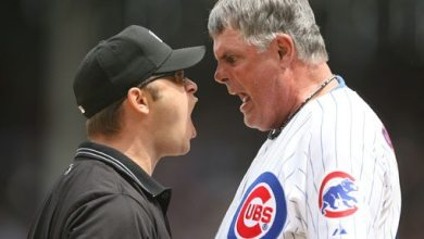 Photo of Lou Piniella Says Goodbye
