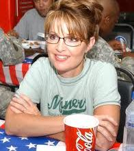 Photo of Sarah Palin Showing Her Cojones