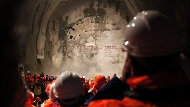 Photo of The Gotthard Base Tunnel