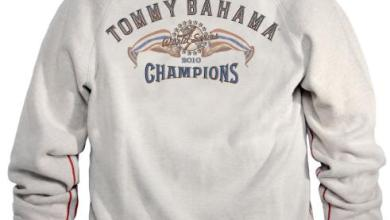 Photo of Tommy Bahama Releases New Shirt to Commemorate 2010 World Series