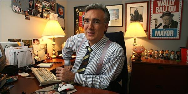 Olbermann Apologizes - 3 Times 1