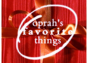 Photo of Oprah's Favorite Things – One Last Time