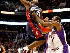 Photo of Amare Stoudemire Gets Back At Lebron James