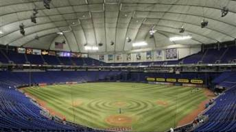 Thank God No One Was In The Metrodome 8