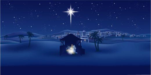 The Digital Story of the Nativity 1
