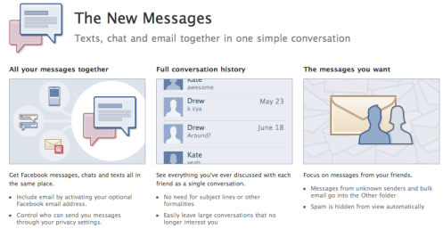 Get Your Facebook Messages Invite 1