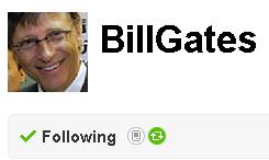 Bill Gates Joins Twitter 1