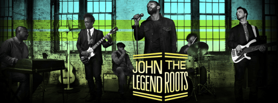 John Legend and The Roots 'Live From Soho' 2