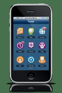 Loopt Incorporates Facebook Places 2