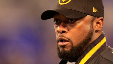 Photo of Mike Tomlin