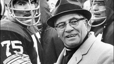 Photo of Audio of Vince Lombardi's Last Super Bowl Speech