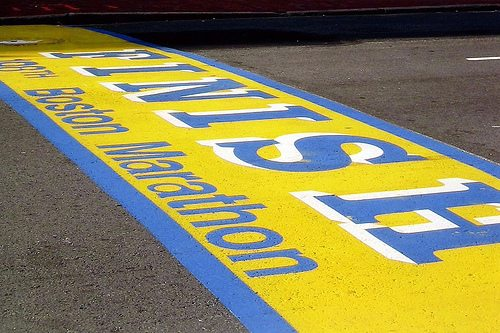 Photo of Boston Marathon 2012